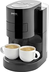 Petra Electric KM 34.07 Kaffee-Pad-Automat
