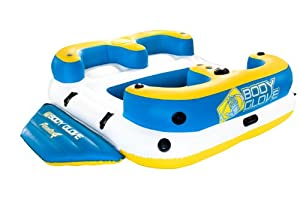 Buy Body Glove Paradise 4 Inflatable Towable with MP3 System by Body Glove