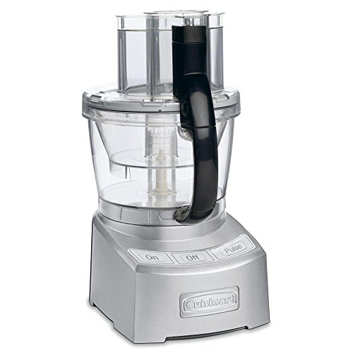 Elite Collection 12-Cup Food Processor in Die-Cast