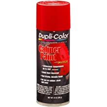Dupli-Color BCP100 Red Brake Caliper Aerosol - 12 oz.