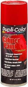 Dupli-Color BCP100 Red Brake Caliper Aerosol - 12 oz.