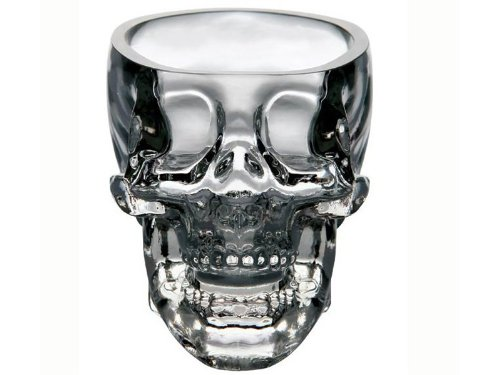 Creative Crystal Skull Pirate Shot Glass Drink Cocktail Beer Cup