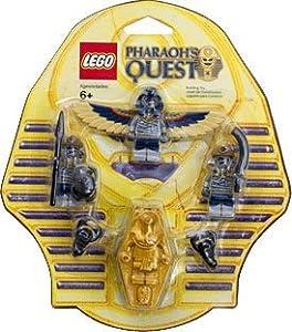 LEGO Pharaohs Quest: Skeleton Mummy Battle Pack