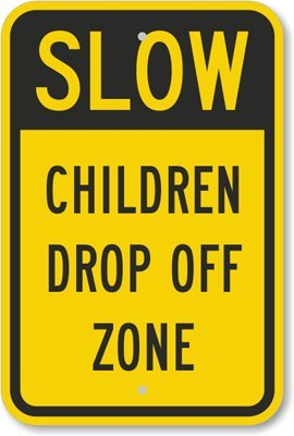 Child Safety Zone front-995432