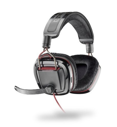 Plantronics Gamecom 780 Surround Sound Stereo Pc Gaming Headset - Frustration Free Packaging