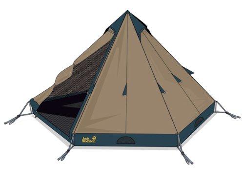 jack wolfskin diamond tarp xt wolf reviews camping zelte g nstig kaufen. Black Bedroom Furniture Sets. Home Design Ideas