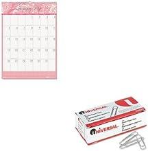 KITHOD3672UNV72220 - Value Kit - House Of Doolittle Breast Cancer Awareness Monthly Wall Calendar HO