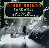 Farewell: Live from the Universal Amphitheater, Halloween 1995 by Oingo Boingo