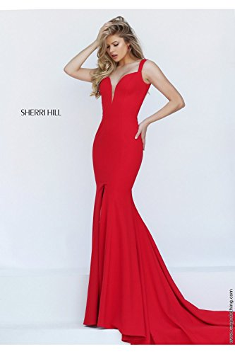 sherri-hill-50125-red-plunge-neck-low-back-dress-uk-8-us-4