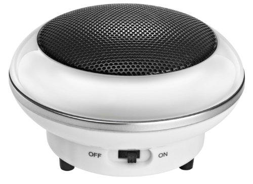 Wavemaster MOBI Mini-Lautsprecher-System weiß