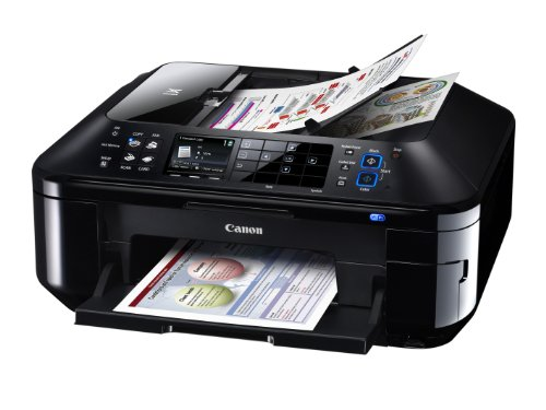 Canon PIXMA MX885 All-In-One Colour Photo Print (Print, Copy, Scan, Fax)
