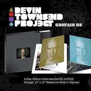 Contain Us (6CD/2DVD Box Set)