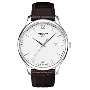 Tissot T-Classic Tissot Tradition Silver Dial Men's watch #T063.610.16.037.00