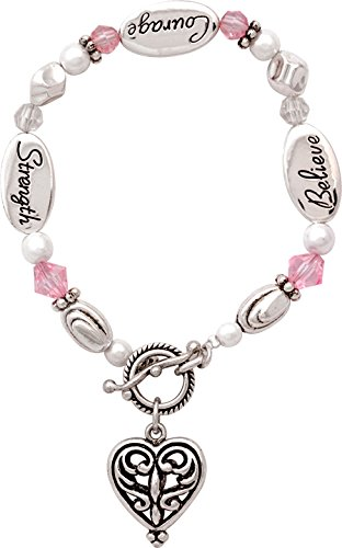 Expressively Yours Bracelet, Believe, Courage, Strength