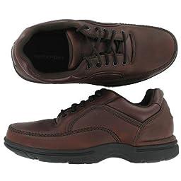 Rockport Men\'s Eureka Walking Shoe,Brown,13 W