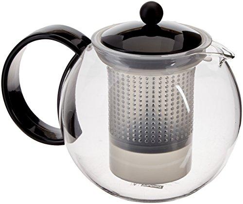 Bodum Assam Tea Press, 34-Ounce, Black (Bodum Hot Water Kettle 34 Oz compare prices)