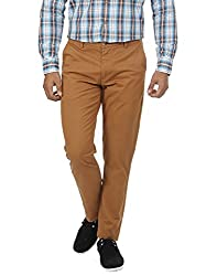 U.S. Polo Assn. Men's Casual Trouser (8907163134059_Brown_30)
