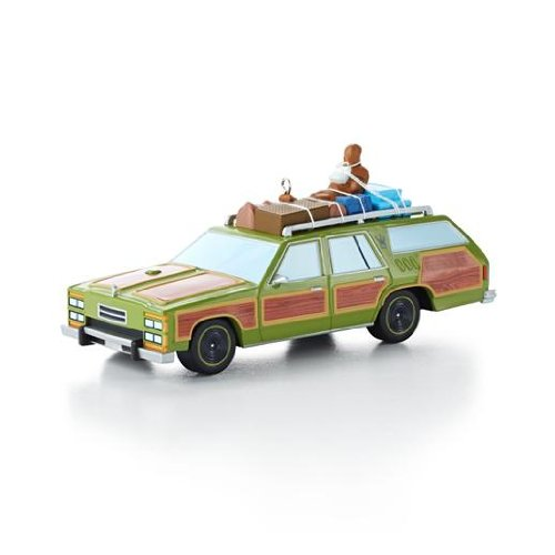 Wagon Queen Family Truckster - National Lampoon's Christmas Vacation 2013 Hallmark Ornament