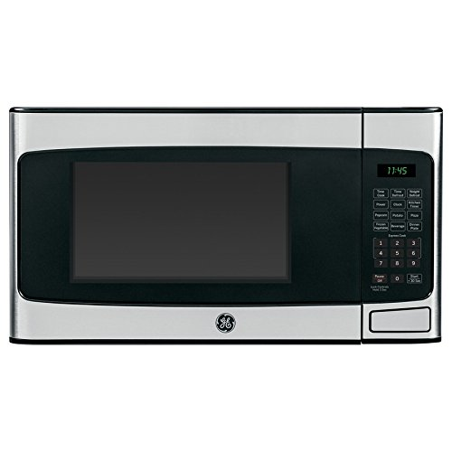 GE JES1145SHSS 1.1 Cu. Ft. Capacity Countertop Microwave Oven (Ge Small Oven compare prices)