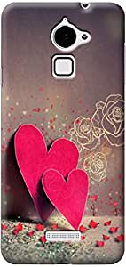 Fashionury Printed Back Case Cover For Coolpad Note3 Lite -Print19408