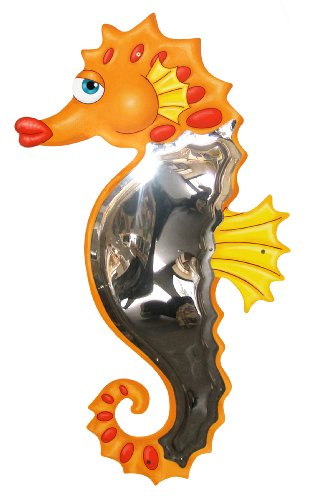Seahorse Mirror Wall Panel front-420124