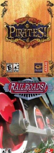 Sid Meier's 2 Pack: Pirates & Railroads