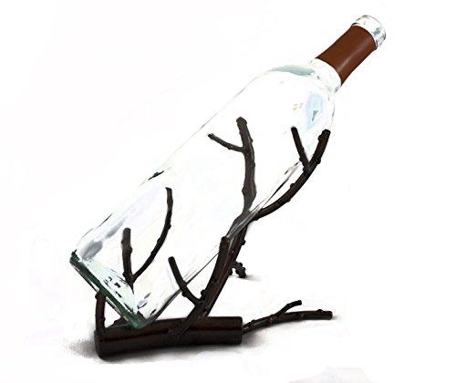 TheopWine Decorative Wine Bottle Holder, Wine Rack, and Wine Accessory - Comes in Gift Box (Wine Bottle Holder Decorative compare prices)