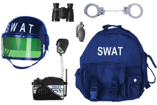Gear To Go - Swat Adventure Play Set (As Shown;One Size)