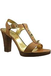 Coach Lalo Platform Women's Shoes Camel