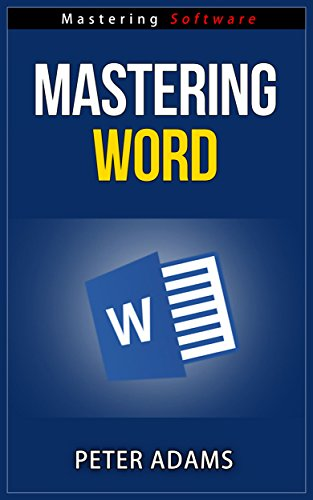 Mastering Word - Mastering Software Series (Mastering Layout compare prices)