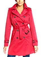 Special Coat Trench Prague (Rojo)