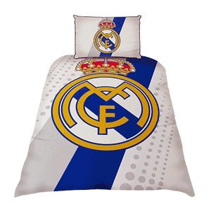 Real Madrid F.C. Duvet Set ST