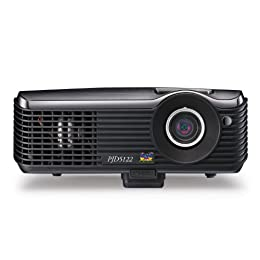 ViewSonic PJD5122 SVGA DLP Projector -120Hz 3D Ready 2500 Lumens 3000 1 DCR