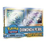 Image of Pokemon Trading Card Game Diamond & Pearl Trainers Kit 2-player Starter Deck Set