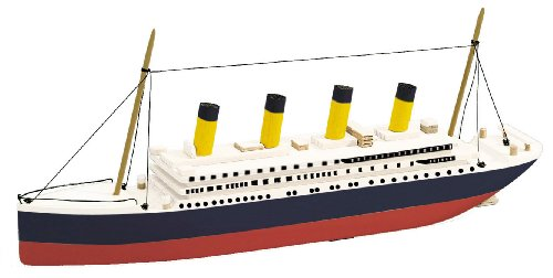 Backyard and Beyond Basic Boats-titanic kit (Titanic Model compare prices)