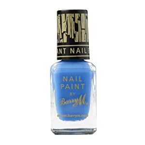 Barry M Cosmetics 315 Instant Nail Effects Blue Print 10 ml