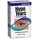 PACK OF 3 EACH HYPO TEARS LUB EYE DROPS 30ML PT#78051982