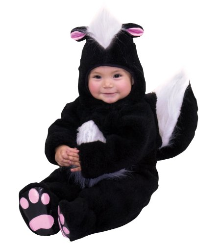 Little Skunk Toddler Costume