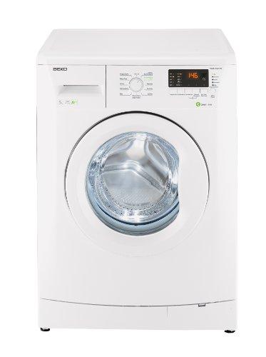 Beko WMB 51232 PTE   Waschmaschine / A++ AB / 1200 UpM / 5 kg / 0.636 kWh / Unterbaufähig / Pet Hair Removal / weiß