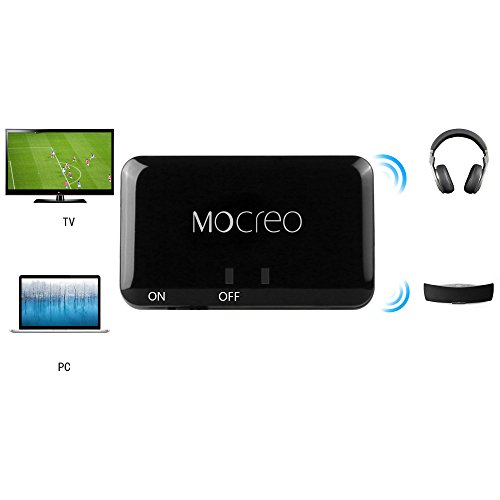 MOCREO® Wireless Portable Bluetooth Stereo Music