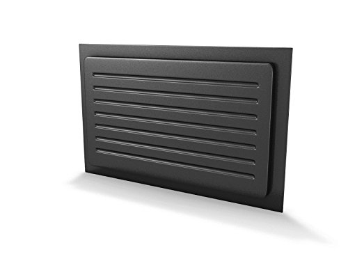 Crawl Space Vent Cover Outward Mounted 18 L X 10 H
