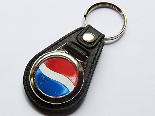pepsi-classic-fizzy-drink-premium-leather-chrome-keyring