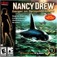 Nancy Drew Danger On Deception Island - 1