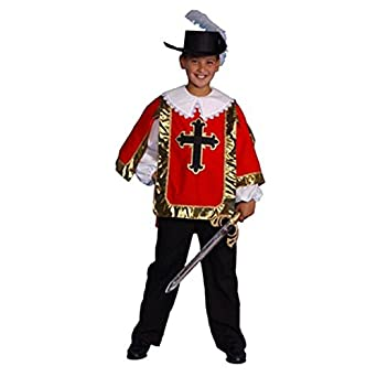 Child's King's Knight Costume (Size:Small 5-6)