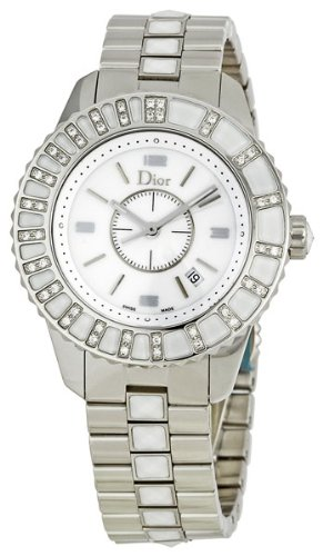 Christian Dior Crystal Ladies Watch CD113112M001