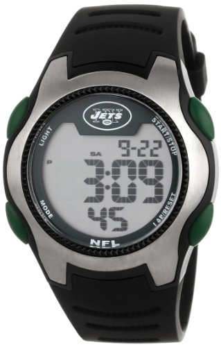Game Time Men's NFL-TRC-NYJ New York Jets Watch at Amazon.com