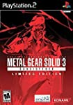 Metal Gear Solid 3 Subsistence Limite...