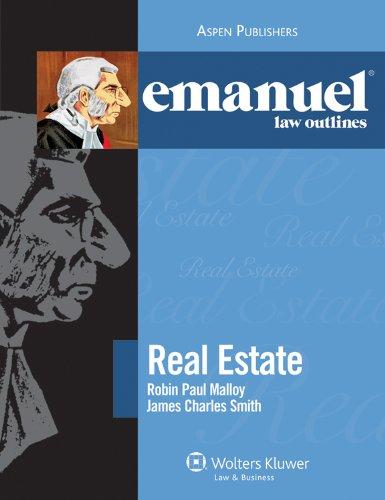 Emanuel Law Outlines Real Estate