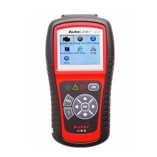 Interface &Scanner Autel Autolink AL519-Bewegungsmelder-Lötspitze OBD 2 OBDII EOBD, CAN
