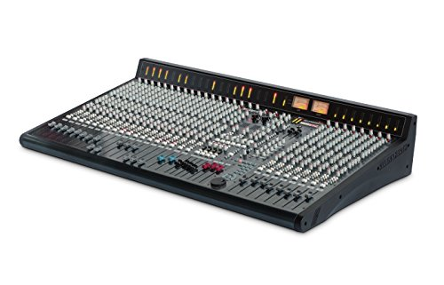 Allen & Heath AH-GS2-R24M 24-Channel Studio Recording Mixer and DAW Control with Motorized Faders (Motorized Dj Controller compare prices)